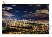 The City Of Aloha Carry-all Pouch