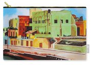The City Of Matanzas In Cuba Carry-all Pouch