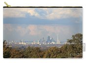 The City Skyline London Uk Carry-all Pouch