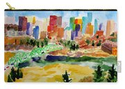 The City Skyline Carry-all Pouch