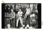 The Clash 1982 Carry-all Pouch by Chuck Spang