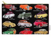 Ford Poster Art Carry-all Pouch