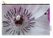 The Clematis Flower Carry-all Pouch