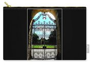 The Gate At Vizcaya Carry-all Pouch