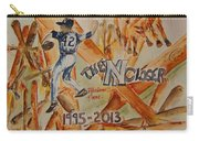The Closer Carry-all Pouch by Elaine Duras