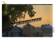 The Clothes Line Carry-all Pouch