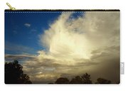 The Cloud - Horizontal Carry-all Pouch