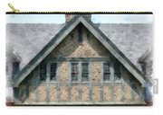 The Coach Barn At Shelburne Farms Carry-all Pouch