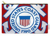 The Coast Guard Shield Carry-all Pouch