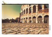 The Coliseum In Rome Carry-all Pouch