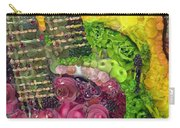 The Color Of Music In The Way Of Arcimboldo Carry-all Pouch
