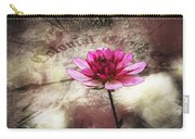The Color Of Springtime - Vintage Art By Jordan Blackstone Carry-all Pouch