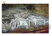 The Color Of The Money Carry-all Pouch