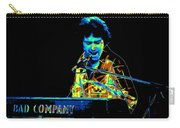 The Colorful Sound Of Bad Company 1977 Carry-all Pouch