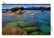 The Colors Of Lake Tahoe Carry-all Pouch