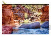 The Colors Of Oak Creek Carry-all Pouch