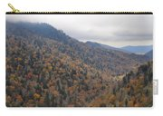 The Colors Of The Smokies Carry-all Pouch