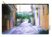 The Colors Of The Streets Carry-all Pouch