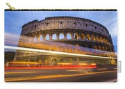 The Colosseum-blue Hour Carry-all Pouch