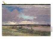 The Coming Storm Carry-all Pouch by Charles Francois Daubigny