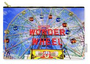 The Coney Island Wonder Wheel Carry-all Pouch
