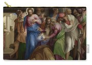 The Conversion Of Mary Magdalene Carry-all Pouch