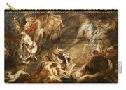 The Conversion Of Saint Paul Carry-all Pouch