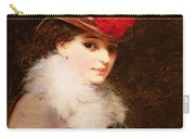 The Coquette, 1863 Carry-all Pouch