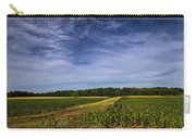 The Corn Fields Of Alabama Carry-all Pouch