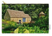 The Cotswald Barn And Dovecove Carry-all Pouch