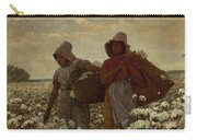 The Cotton Pickers Carry-all Pouch