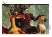 The Courageous Hunters Carry-all Pouch