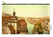 The Court House-bamberg-bavaria-germany - Between 1890 And 1900 Carry-all Pouch