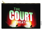 The Court Theatre Carry-all Pouch
