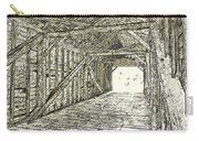The Covered Bridge Dm  1 Carry-all Pouch