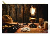 The Cowboy Nightstand Carry-all Pouch