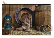 The Cowboy Carry-all Pouch by Paul Ward