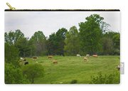 The Cows Of May Carry-all Pouch