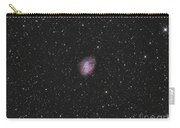 The Crab Nebula, A Supernova Remnant Carry-all Pouch