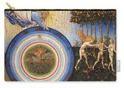 The Creation Of The World And The Expulsion From Paradise Carry-all Pouch
