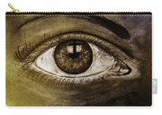 The Cross Eye Carry-all Pouch