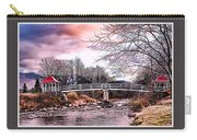 The Crossing II Brenton Woods Nh Carry-all Pouch