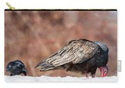 The Crow And Vulture Carry-all Pouch