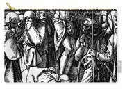The Crucifixion Carry-all Pouch by Albrecht Durer