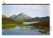 The Cuillin Hills Of Skye In The Western Isles Carry-all Pouch
