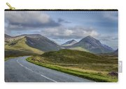 The Cuillin Mountains Of Skye 2 Carry-all Pouch