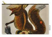 The Cunning Fox Carry-all Pouch