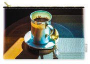 The Cup Of Black Coffee 1 Carry-all Pouch