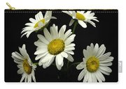 The Daisy Five  Carry-all Pouch