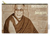 The Dalai Lama Carry-all Pouch